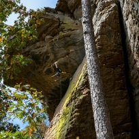 George on brick attack 5.12a @george_bieker